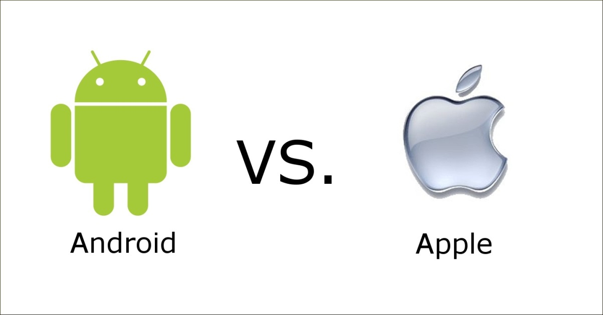 is mobile gaming better on android or iphone